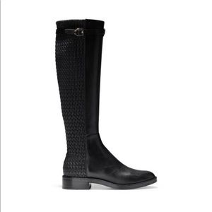 NWOB Cole Haan Lexi Grand Knee High Stretch Boot